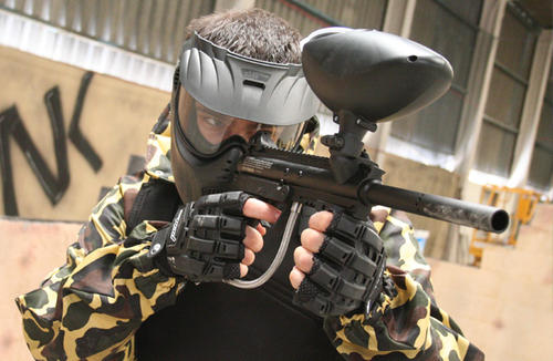 Paintball Indoor  en León